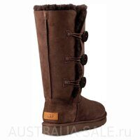 UGG Triplet II Chocolate
