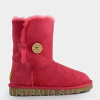 UGG Bailye Button II Red