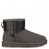 UGG Mini Boot Rubber Grey - Серые
