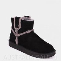 UGG Mini Spill Seam Black - Черные